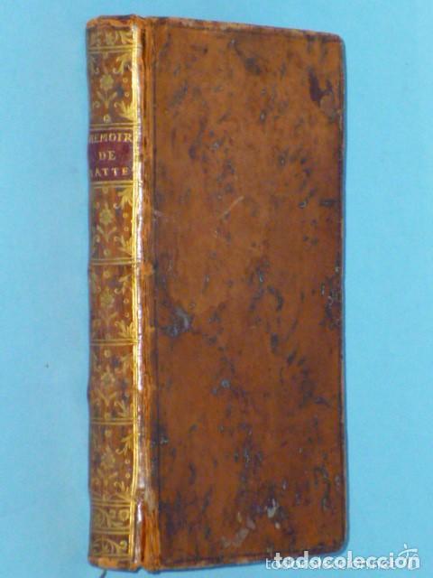 MEMOIRES DE MADAME LA BARONNE DE BATTEVILLE OU LA VEUVE PARFAITE (1766) (Libros Antiguos, Raros y Curiosos - Otros Idiomas)