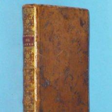 Libros antiguos: MEMOIRES DE MADAME LA BARONNE DE BATTEVILLE OU LA VEUVE PARFAITE (1766) . Lote 77262209