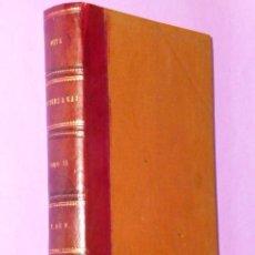 Libros antiguos: TRAITÉ THÉORIQUE ET PRATIQUE DES MOTEURS A GAZ ET A PÉTROLE. TOME II (1895) . Lote 77274337