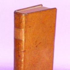 Libros antiguos: LES OFFICES DE CICÉRON (EDICIÓN BILINGÜE LATINO-FRANCESA,1807) . Lote 77274381