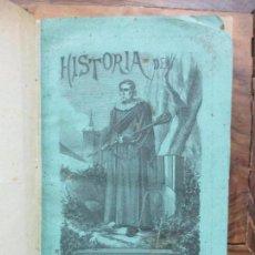 Libros antiguos: HISTORIA DE CAMPRODÓN. MORER, JOSÉ Y GALÍ, F. DE A.. Lote 77303725