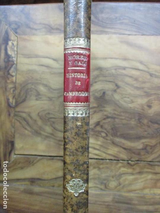 Libros antiguos: HISTORIA DE CAMPRODÓN. MORER, José y GALÍ, F. de A. - Foto 2 - 77303725