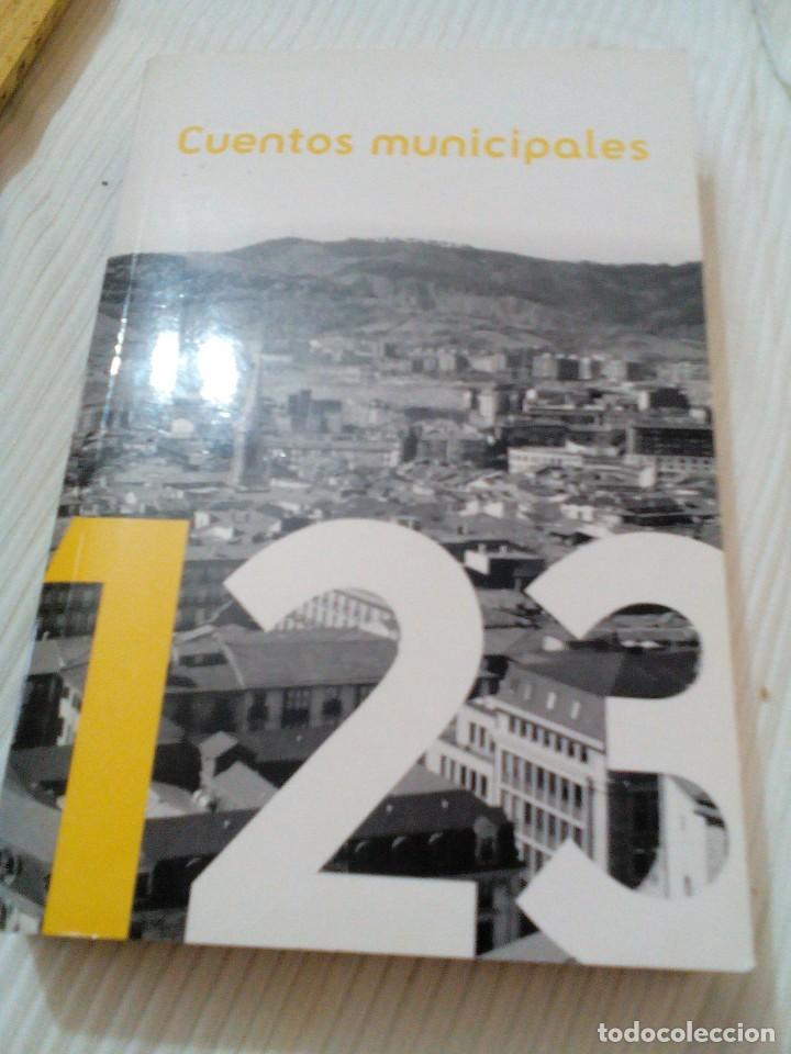 C2__LIBRO ,CUENTOS MUNICIPALES__MIDE APROXIMADO 19X12X3CM (Libros Antiguos, Raros y Curiosos - Literatura Infantil y Juvenil - Otros)
