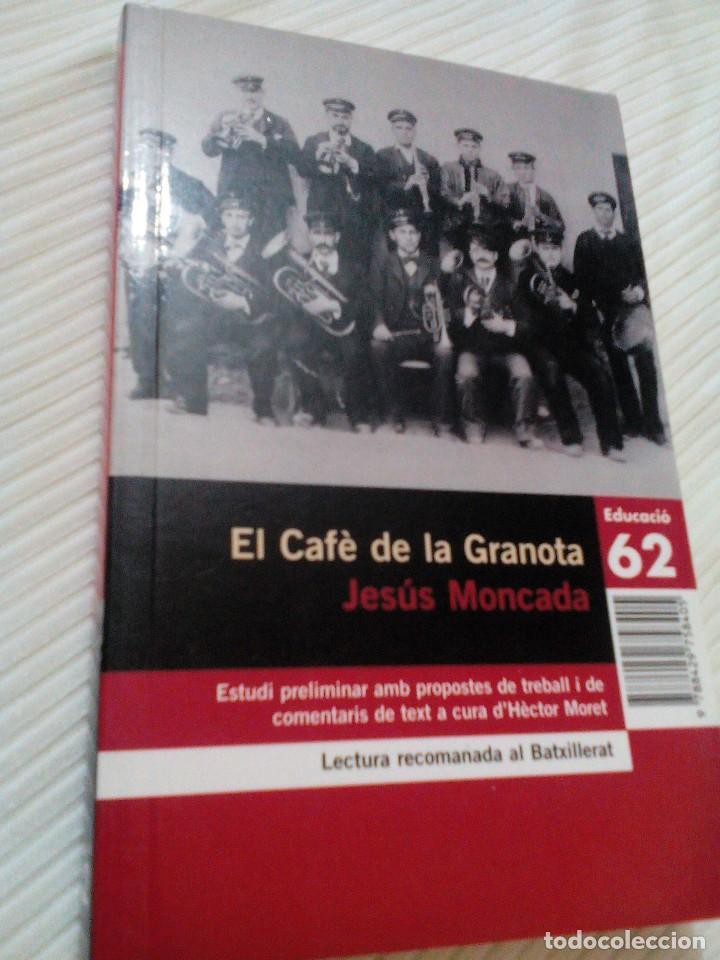 C2__LIBRO PEQUEÑO_ CATALAN,EL CAFE DE LA GRANOTA___MIDE 18X11X2CM (Libros Antiguos, Raros y Curiosos - Literatura Infantil y Juvenil - Otros)