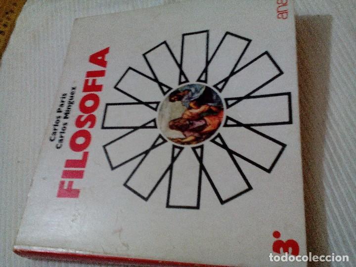 C2__LIBRO FILOSOFIA MIDE 19X21X3M (Libros Antiguos, Raros y Curiosos - Literatura Infantil y Juvenil - Otros)
