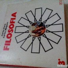 Libros antiguos: C2__LIBRO FILOSOFIA MIDE 19X21X3M. Lote 77336385