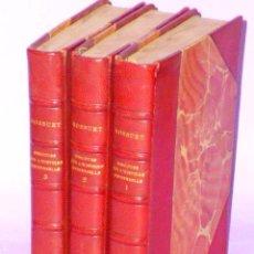 Libros antiguos: DISCOURS SUR L´HISTOIRE UNIVERSELLE. (3 TOMOS, 1875 ). Lote 77351925