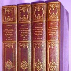 Libros antiguos: HISTOIRE ECONOMIQUE DE LA PROPRIETE, DES SALAIRES, DES DENREES ET DE TOUS LES PRIX ...(2 T -4 VOL.). Lote 77353493
