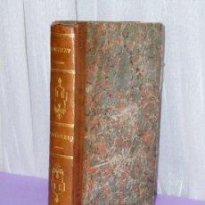 Libros antiguos: OEUVRES COMPLÈTES DE BOSSUET. TOME VII.- PANÉGYRIQUES. (1828). Lote 77360813