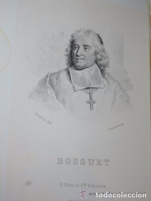 Libros antiguos: DISCOURS SUR L´HISTOIRE UNIVERSELLE. (3 TOMOS, 1875 ) - Foto 2 - 77351925