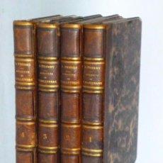 Libros antiguos: HISTOIRE DE LA CONQUETE DE L'ANGLETERRE PAR LES NORMANDS..-. (4 TOMOS, 1843). Lote 77373933