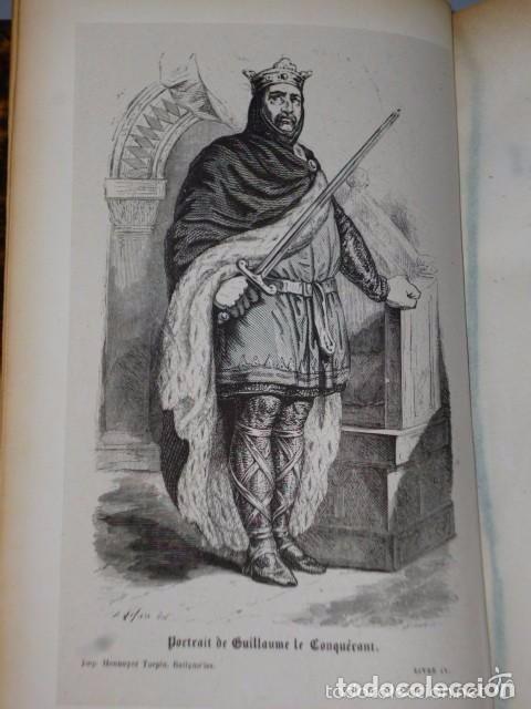 Libros antiguos: HISTOIRE DE LA CONQUETE DE L'ANGLETERRE PAR LES NORMANDS..-. (4 TOMOS, 1843) - Foto 2 - 77373933