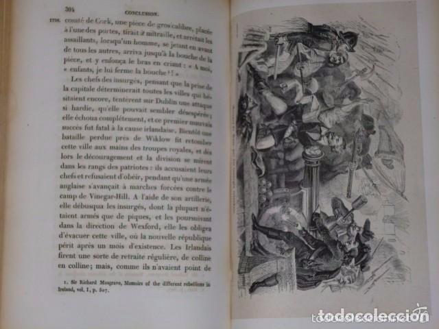 Libros antiguos: HISTOIRE DE LA CONQUETE DE L'ANGLETERRE PAR LES NORMANDS..-. (4 TOMOS, 1843) - Foto 4 - 77373933