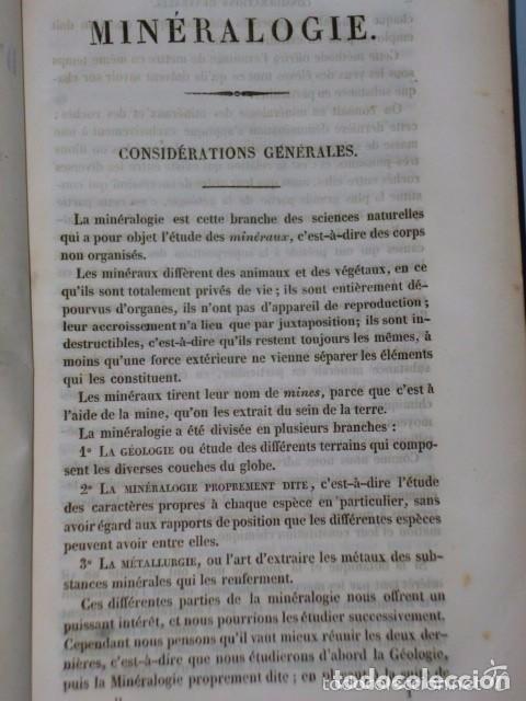 Libros antiguos: TRAITÉ ÉLÉMENTAIRE D´HISTOIRE NATURELLE PHARMACEUTIQUE ET MÉDICALE.... TOME SECOND ( 1843) - Foto 4 - 77374029