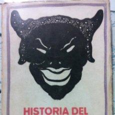 Libros antiguos: MARCIANO ZURITA. HISTORIA DEL GÉNERO CHICO. 1920. Lote 77447849