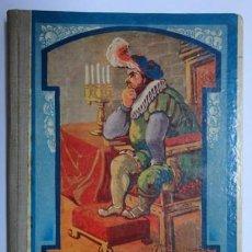 Libri antichi: SANCHO PANZA EN SU ÍNSULA (FRAGMENTO DEL QUIJOTE). Lote 77473469