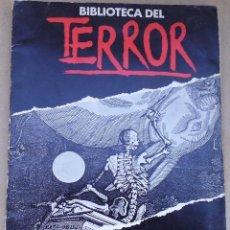 Libros antiguos: BIBLIOTECA DEL TERROR DE ALEXANDRE DUMAS. Lote 77580621
