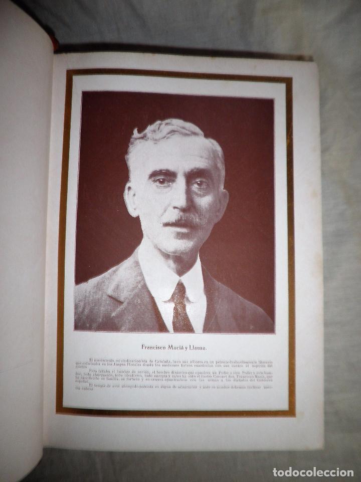 Libros antiguos: EL PROGRESO CATALAN EN AMERICA - AÑO 1927 - MONUMENTAL OBRA ILUSTRADA. - Foto 6 - 77805333