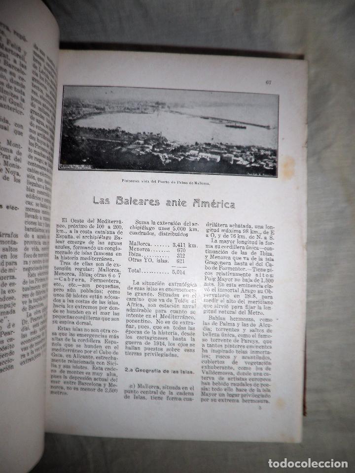 Libros antiguos: EL PROGRESO CATALAN EN AMERICA - AÑO 1927 - MONUMENTAL OBRA ILUSTRADA. - Foto 7 - 77805333