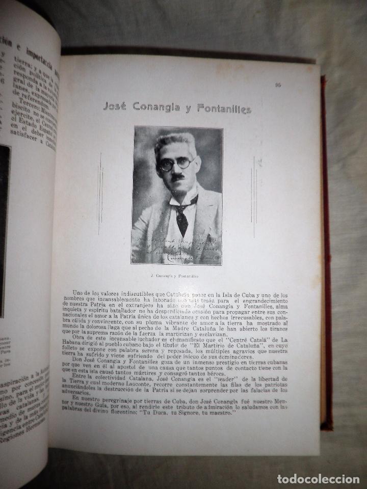 Libros antiguos: EL PROGRESO CATALAN EN AMERICA - AÑO 1927 - MONUMENTAL OBRA ILUSTRADA. - Foto 11 - 77805333