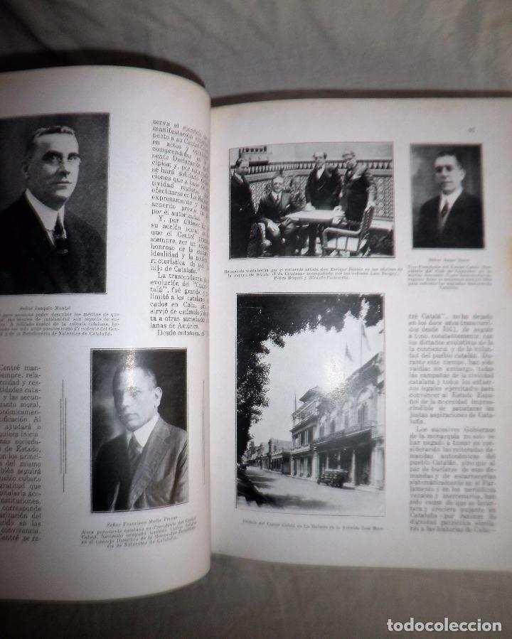 Libros antiguos: EL PROGRESO CATALAN EN AMERICA - AÑO 1927 - MONUMENTAL OBRA ILUSTRADA. - Foto 12 - 77805333