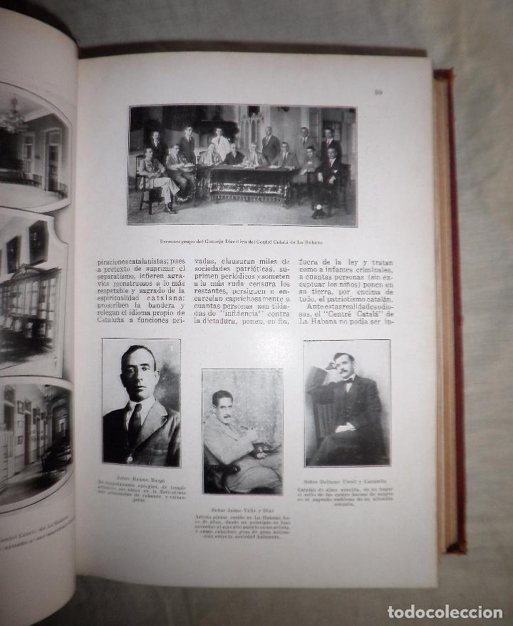 Libros antiguos: EL PROGRESO CATALAN EN AMERICA - AÑO 1927 - MONUMENTAL OBRA ILUSTRADA. - Foto 13 - 77805333