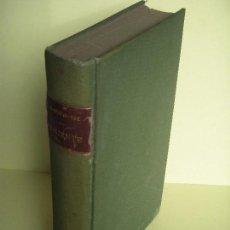 Libros antiguos: ORIENTE - VICENTE BLASCO IBAÑEZ - EDITORIAL PROMETEO, 1919 (TAPA DURA, MUY BUEN ESTADO). Lote 77900097