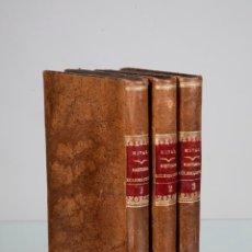 Libros antiguos: CURSO DE HISTORIA ECLESIÁSTICA - F. F. RIVAS - SEGUNDA EDICIÓN - 3 TOMOS - MADRID 1888. Lote 77971761