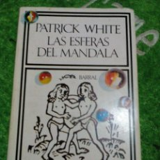 Libros antiguos: C2____LIBRO ___PATRICK WHITE LAS ESFERAS DEL MANDALA,____ MIDE 20X13X3. Lote 78174025