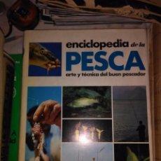 Libros antiguos: ENCICLOPEDIA DE LA PESCA. Lote 78304313