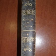 Libros antiguos: EL CANCER DE LA VIDA, POR FLORENCIO LUIS PARREÑO. 7 LAMINAS DE J. VALLEJO.. Lote 78338705