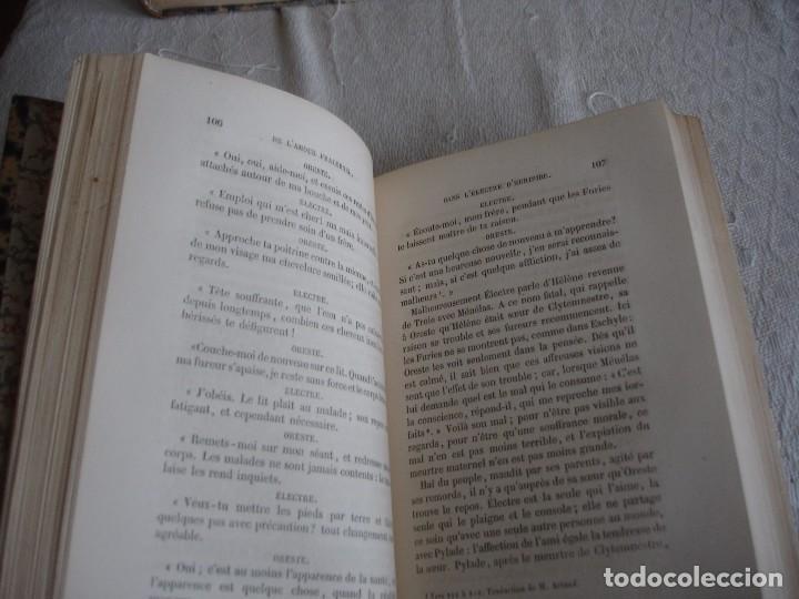 Libros antiguos: Historia de la literatura Saint Marc Girardin Cours de litterature 1855 - Foto 9 - 78350885