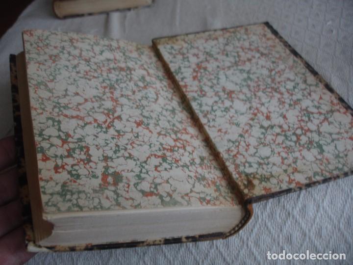 Libros antiguos: Historia de la literatura Saint Marc Girardin Cours de litterature 1855 - Foto 16 - 78350885