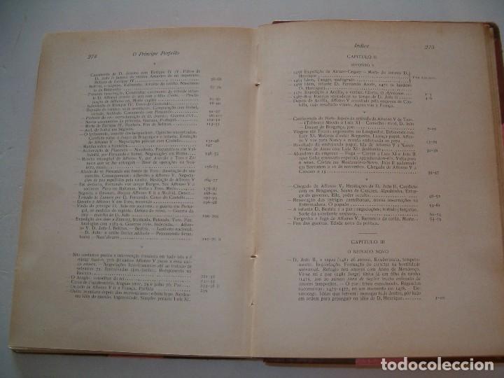 Libros antiguos: OLIVEIRA MARTINS. O principe perfeito. RM79287. - Foto 3 - 78410377