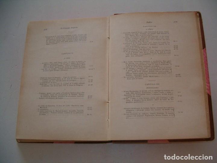 Libros antiguos: OLIVEIRA MARTINS. O principe perfeito. RM79287. - Foto 5 - 78410377