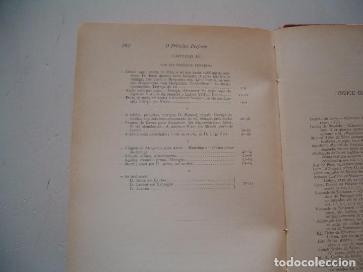 Libros antiguos: OLIVEIRA MARTINS. O principe perfeito. RM79287. - Foto 7 - 78410377