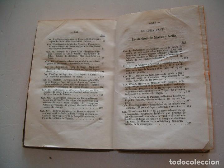 Libros antiguos: EL VIZCONDE DE ARLINCOURT, La Italia Roja. RM79296. - Foto 4 - 78412929