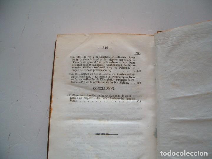 Libros antiguos: EL VIZCONDE DE ARLINCOURT, La Italia Roja. RM79296. - Foto 5 - 78412929