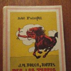 Old books - j. m. folch i torres - 78429521