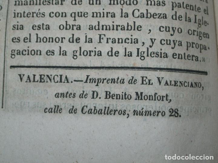 Libros antiguos: periodicos UN AÑO 1885 BOLETIN ECLESIASTICO ARZOISPO DE VALENCIA Siglo XIX MPRENTA EL VALENCIANO - Foto 9 - 78837001