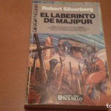 Libros antiguos: EL LABERINTO DE MAJIPUR. Lote 78944977