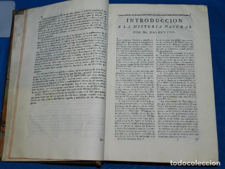 Libros antiguos: (MF) D GREGORIO MANUEL SANZ Y CHANAS - HISTORIA NATURAL DE LOS ANIMALES MDCCLXXXVIII (COMPLETO) - Foto 4 - 79003741