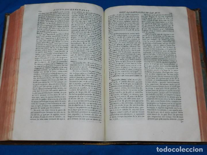 Libros antiguos: (MF) D GREGORIO MANUEL SANZ Y CHANAS - HISTORIA NATURAL DE LOS ANIMALES MDCCLXXXVIII (COMPLETO) - Foto 7 - 79003741