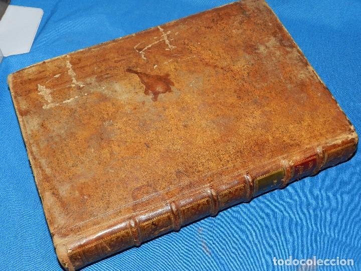 Libros antiguos: (MF) D GREGORIO MANUEL SANZ Y CHANAS - HISTORIA NATURAL DE LOS ANIMALES MDCCLXXXVIII (COMPLETO) - Foto 9 - 79003741