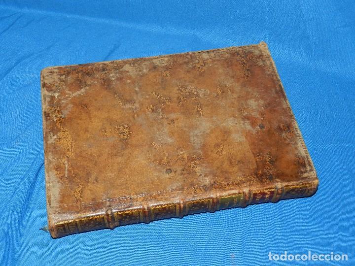 Libros antiguos: (MF) D GREGORIO MANUEL SANZ Y CHANAS - HISTORIA NATURAL DE LOS ANIMALES MDCCLXXXVIII (COMPLETO) - Foto 10 - 79003741