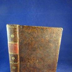 Libros antiguos: INSTRUCCIÓN O PRONTUARIO DE LAS FACULTADES Y OBLIGACIONES DE LOS ALCALDES ORDINARIOS - 1828 -. Lote 79007913