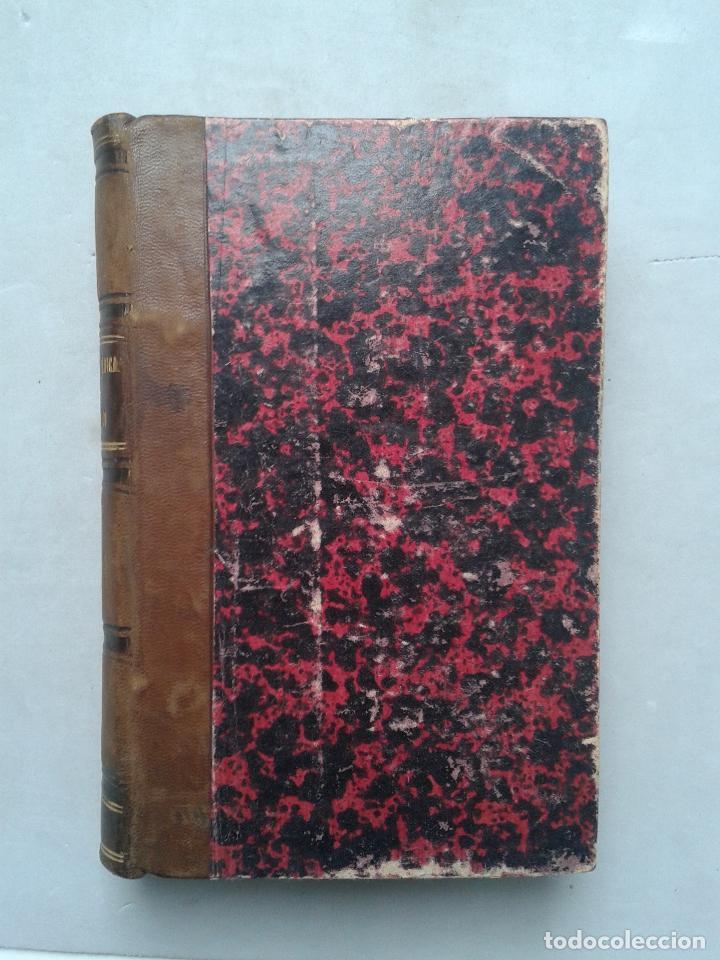 Libros antiguos: Manual del Tejedor de Paños. Gabriel Gironi. Año 1882. - Foto 3 - 79044057
