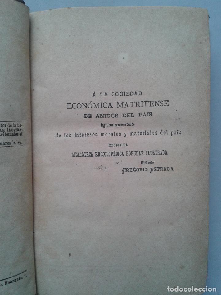 Libros antiguos: Manual del Tejedor de Paños. Gabriel Gironi. Año 1882. - Foto 4 - 79044057
