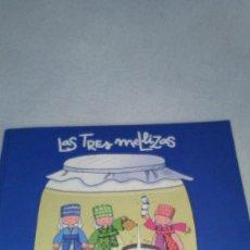 Libros antiguos: LIBRO PROMOCIONAL LAS TRES MELLIZAS. Lote 79066285