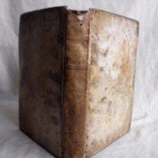 Libri antichi: GUIA DE PECADORES - AÑO 1820 - FR.LUIS DE GRANADA - PERGAMINO.. Lote 79132725